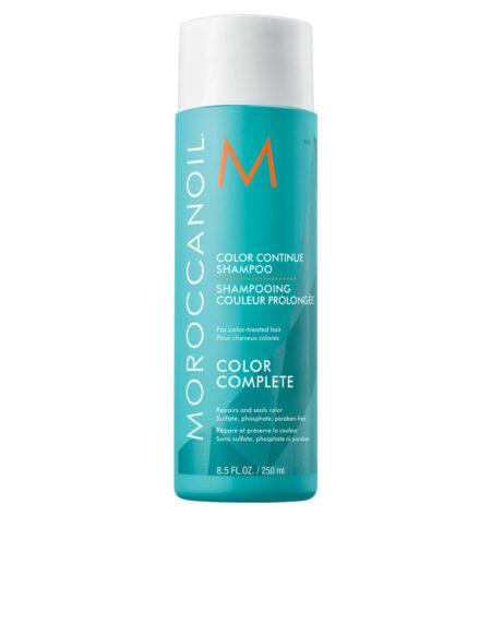 COLOR COMPLETE color continue shampoo 250 ml by Moroccanoil