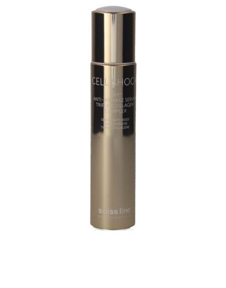 CELL SHOCK 360º anti-wrinkle serum 30 ml by Swiss line