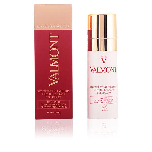 SWISS ALPS DEFENSE regenerating emulsion SPF15 100 ml by Valmont