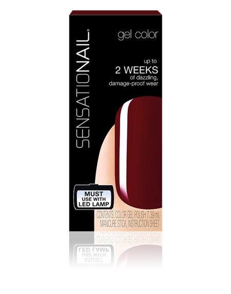 SENSATIONAIL gel color #miss behave 7