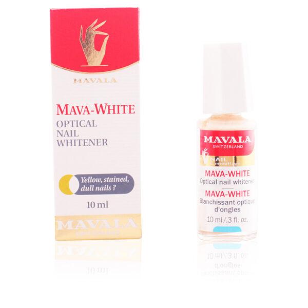 MAVA-WHITE blanqueador 10 ml by Mavala