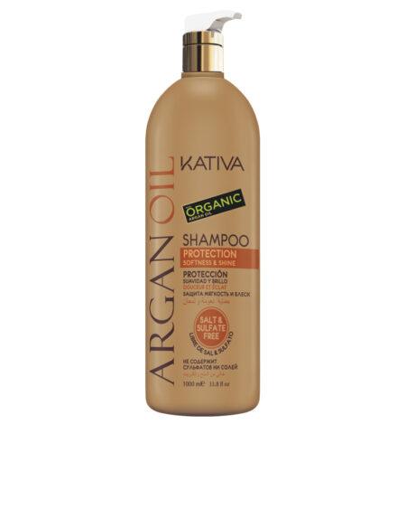 ARGAN OIL shampoo 1000 ml by Kativa