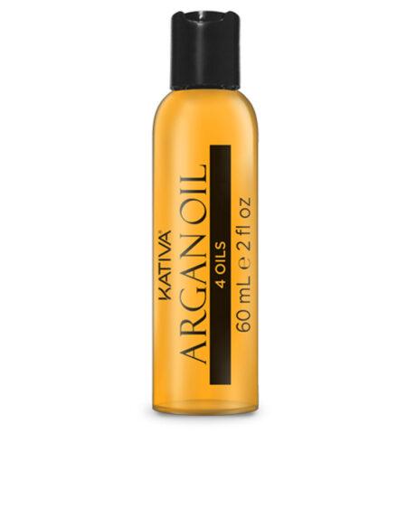 ARGAN OIL 4´OILS intensive hair oil 60 ml by Kativa