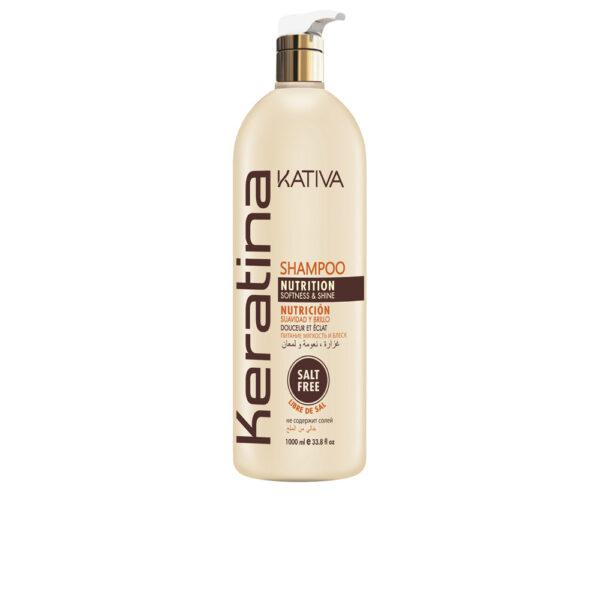 KERATINA shampoo 1000 ml by Kativa