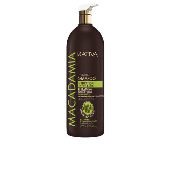 MACADAMIA hydrating shampoo 1000 ml by Kativa