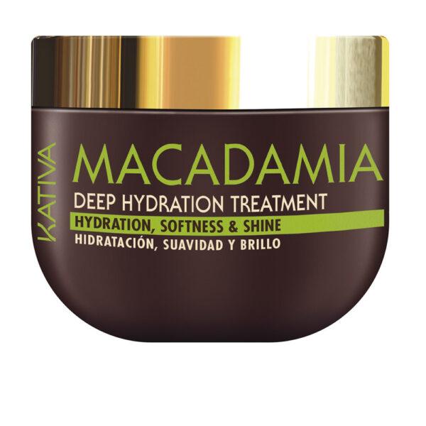 MACADAMIA deep hydration treatment 500 gr by Kativa
