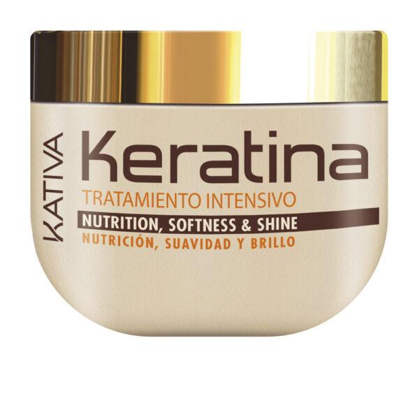 KERATINA Tratamiento intensivo nutrition 500 gr by Kativa