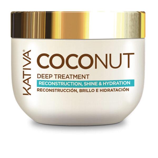 COCONUT deep treatment 250 ml by Kativa