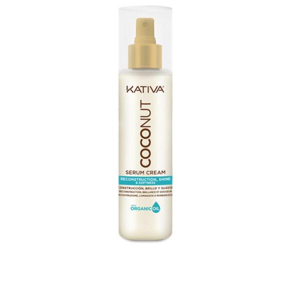 COCONUT reconstruction serum cream 200 ml by Kativa