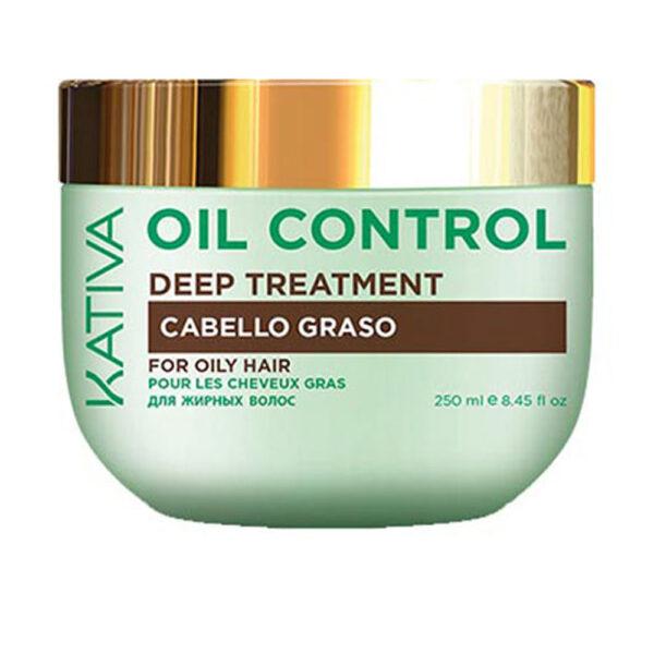 OIL CONTROL deep treatment 250 ml by Kativa