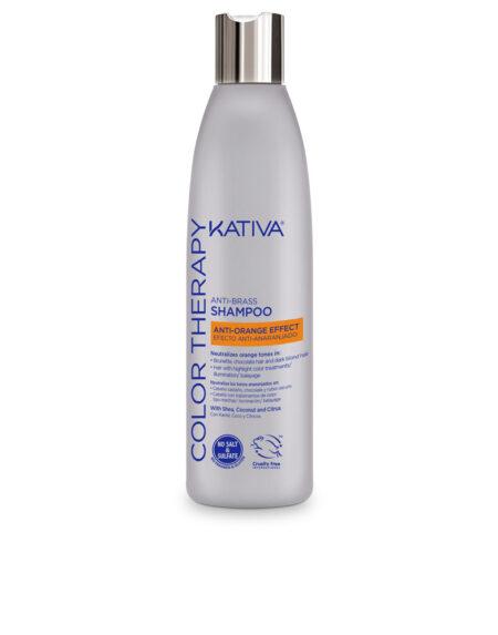 ANTI-BRASS anti-orange effect shampoo 250 ml by Kativa