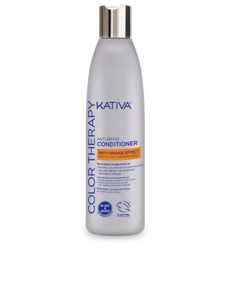 ANTI-BRASS anti-orange effect conditioner 250 ml by Kativa