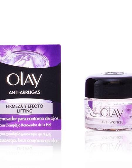 ANTI-ARRUGAS gel renovador contorno ojos 15 ml by Olay
