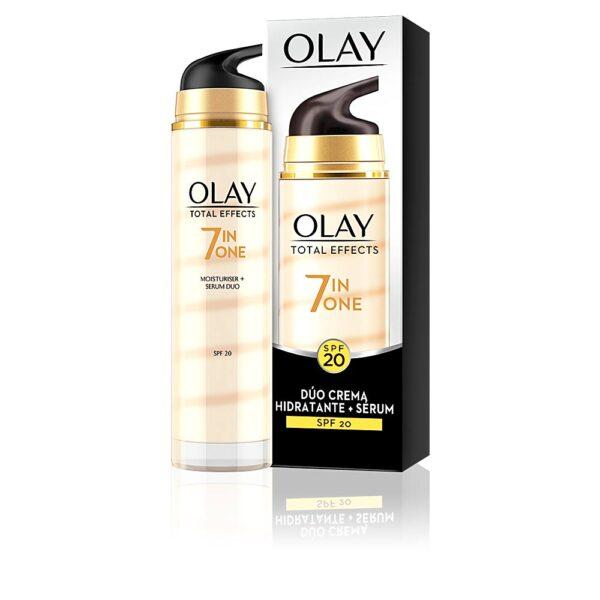 TOTAL EFFECTS dúo crema + serum anti-edad SPF20 40 ml by Olay