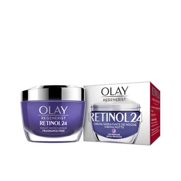 REGENERIST RETINOL24 crema hidratante noche 50 ml by Olay