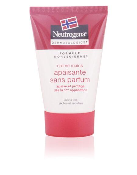 CRÈME MAINS apaisante sans parfum 50 ml by Neutrogena
