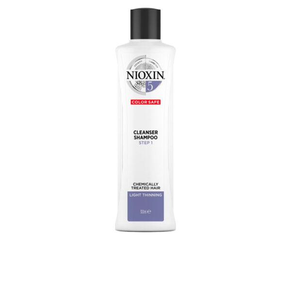 SYSTEM 5 shampoo volumizing weak coarse hair 300 ml by Nioxin