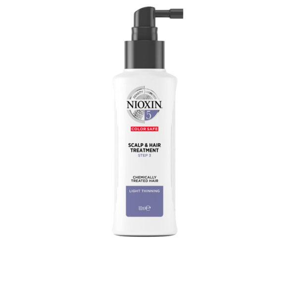 SYSTEM 5 scalp treatment weak coarse hair 100 ml by Nioxin