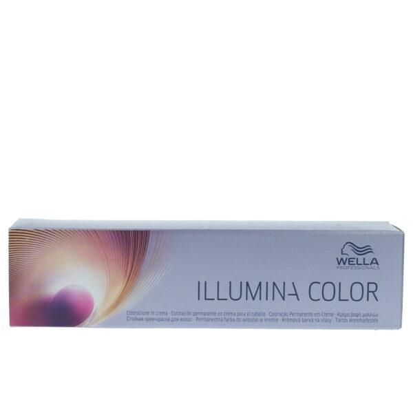 ILLUMINA COLOR permanent color 6/16 60 ml by Wella