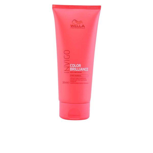 INVIGO COLOR BRILLIANCE conditioner fine hair 200 ml by Wella