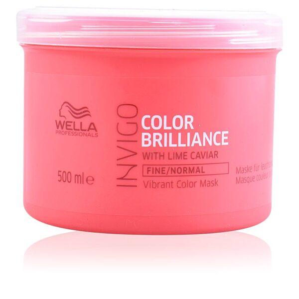 INVIGO COLOR BRILLIANCE mask fine hair 500 ml by Wella