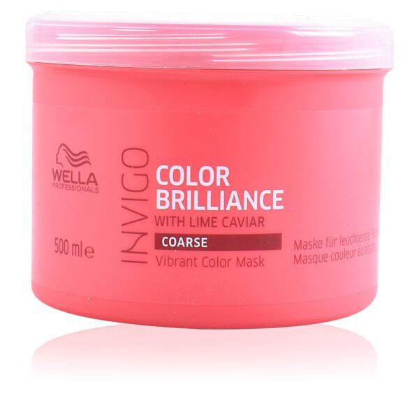 INVIGO COLOR BRILLIANCE mask coarse hair 500 ml by Wella