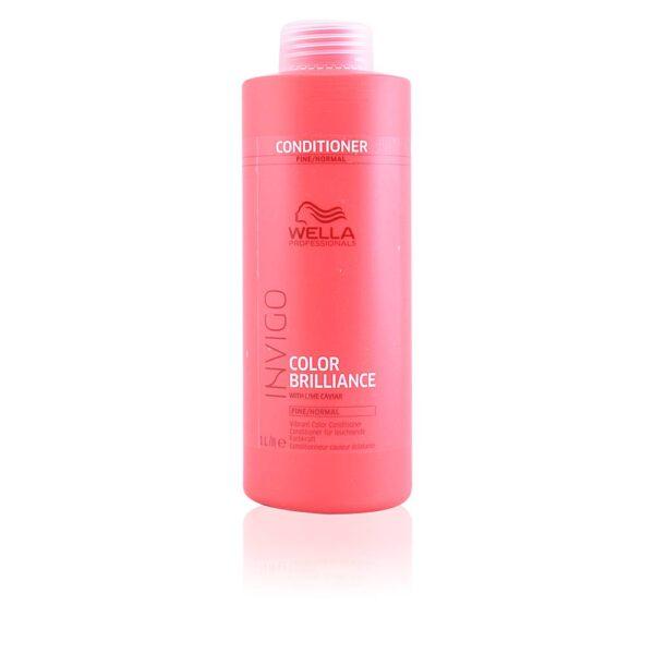 INVIGO COLOR BRILLIANCE conditioner fine hair 1000 ml by Wella