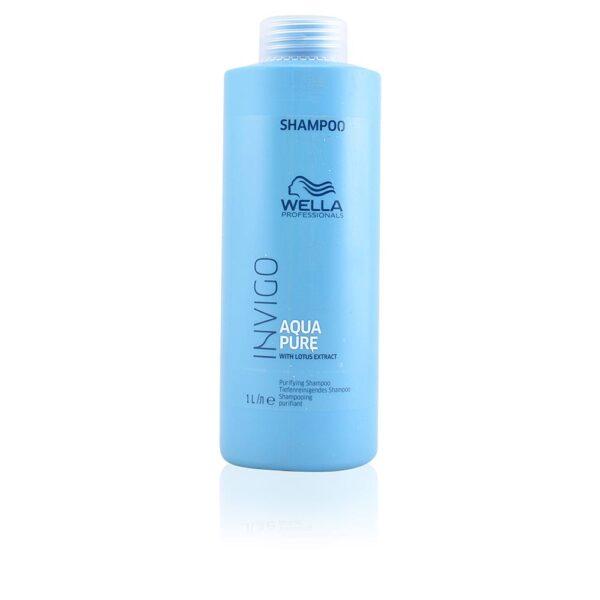 INVIGO AQUA PURE purifying shampoo 1000 ml by Wella