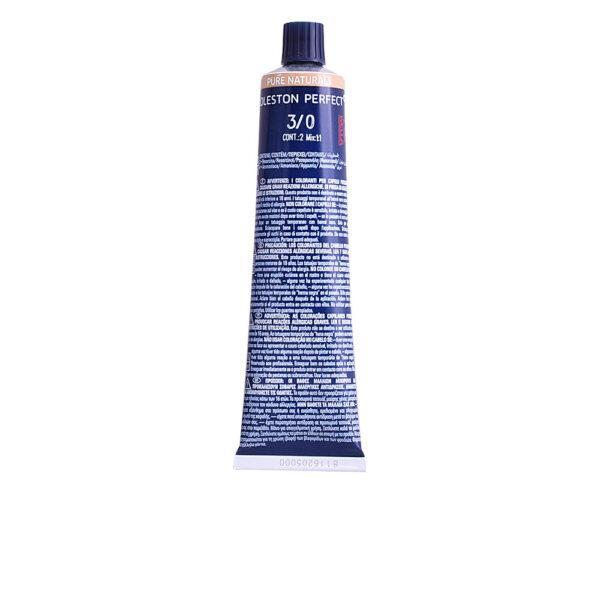KOLESTON PERFECT ME+ PURE NATURALS 3/0 60 ml by Wella