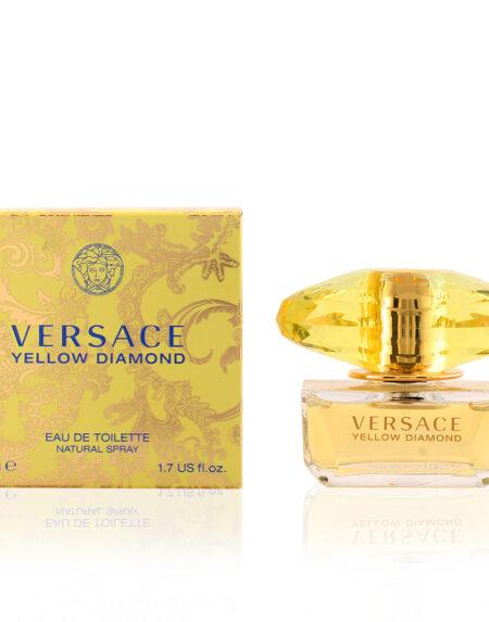 YELLOW DIAMOND edt vaporizador 50 ml by Versace