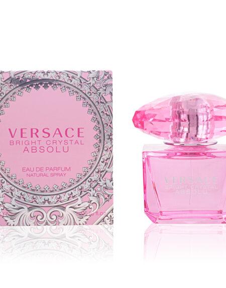 BRIGHT CRYSTAL ABSOLU edp vaporizador 90 ml by Versace