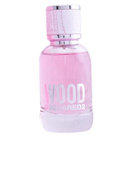 WOOD POUR FEMME edt vaporizador 50 ml by Dsquared2