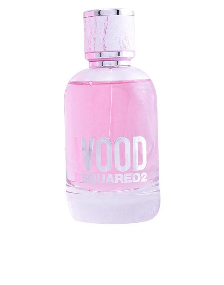 WOOD POUR FEMME edt vaporizador 100 ml by Dsquared2