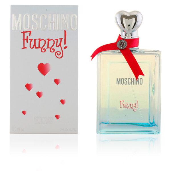 FUNNY edt vaporizador 100 ml by Moschino