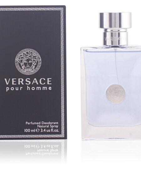 VERSACE POUR HOMME perfumed deo vaporizador 100 ml by Versace