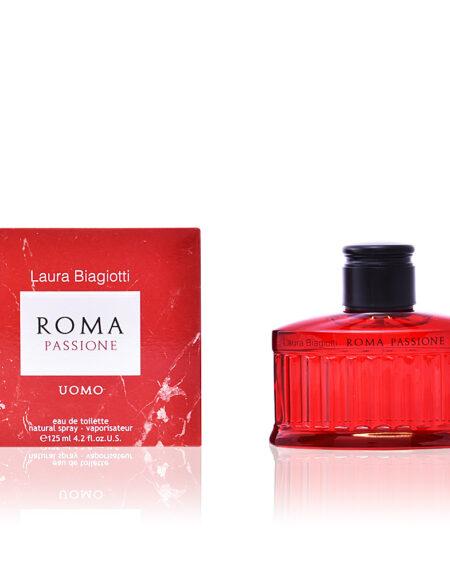ROMA PASSIONE UOMO edt vaporizador 125 ml by Laura Biagiotti