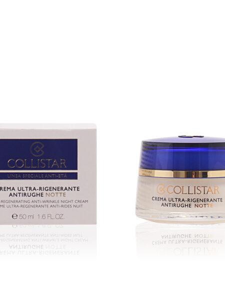 ANTI-AGE ultra regenerating night cream 50 ml by Collistar