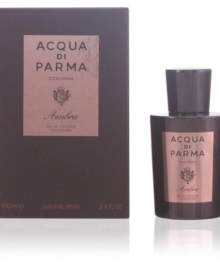 colonia AMBRA edc concentrée 100 ml by Acqua di Parma