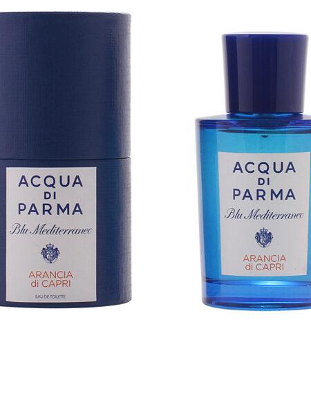 BLU MEDITERRANEO ARANCIA DI CAPRI edt vaporizador 75 ml by Acqua di Parma