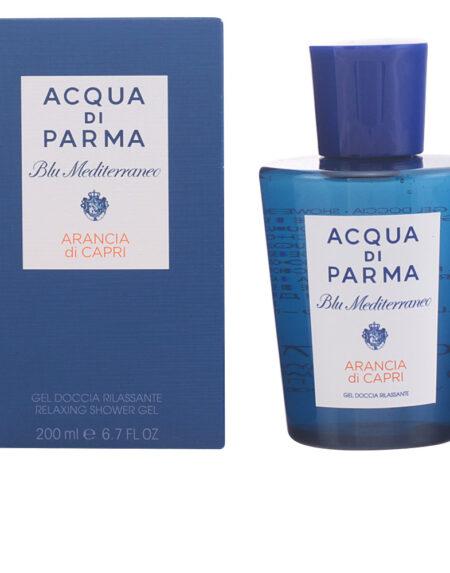 BLU MEDITERRANEO ARANCIA DI CAPRI gel de ducha 200 ml by Acqua di Parma