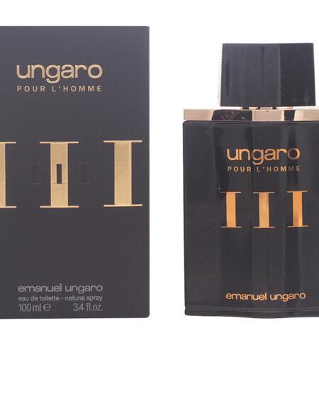 UNGARO POUR L'HOMME III edt vaporizador 100 ml by Emanuel Ungaro