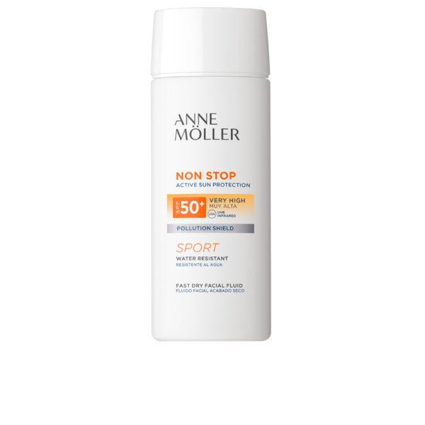 NON STOP fluid face cream SPF50+75 ml by Anne Möller