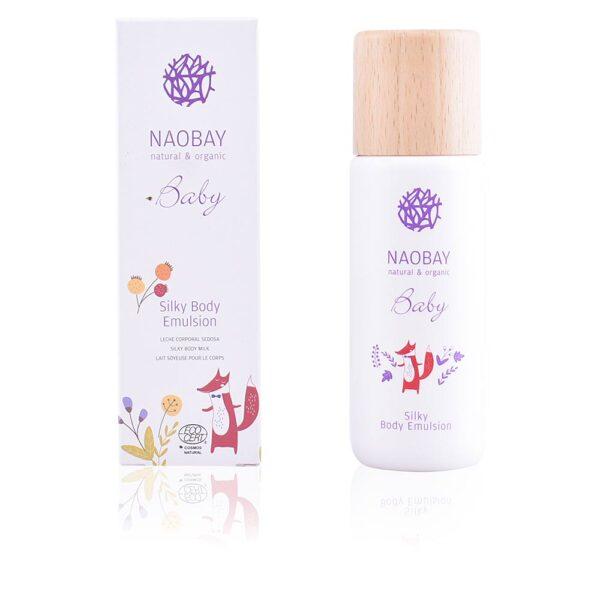 BABY silky body emulsion 200 ml by Naobay