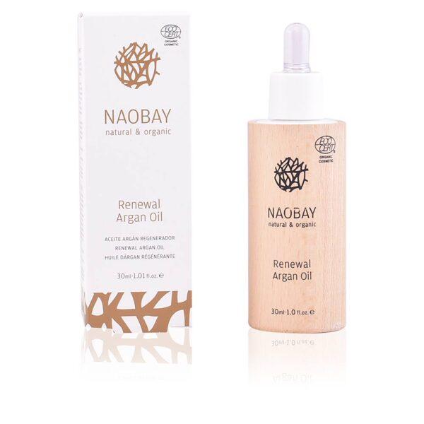 CLASSIC renewal argan oil 30 ml by Naobay