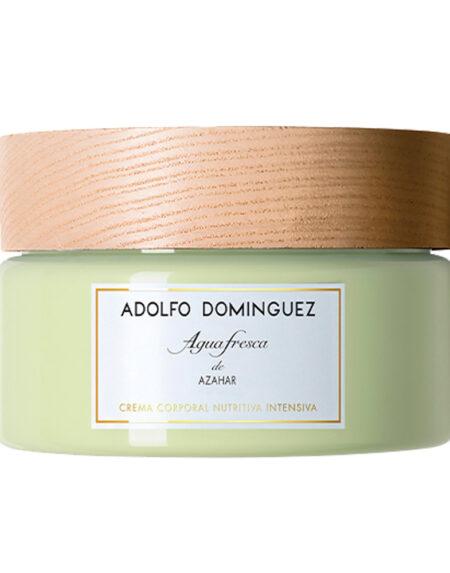 AGUA FRESCA DE AZAHAR cream 300 gr by Adolfo Dominguez