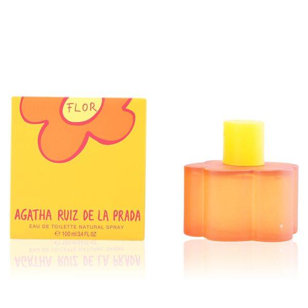 FLOR edt vaporizador 100 ml by Agatha Ruiz de la Prada