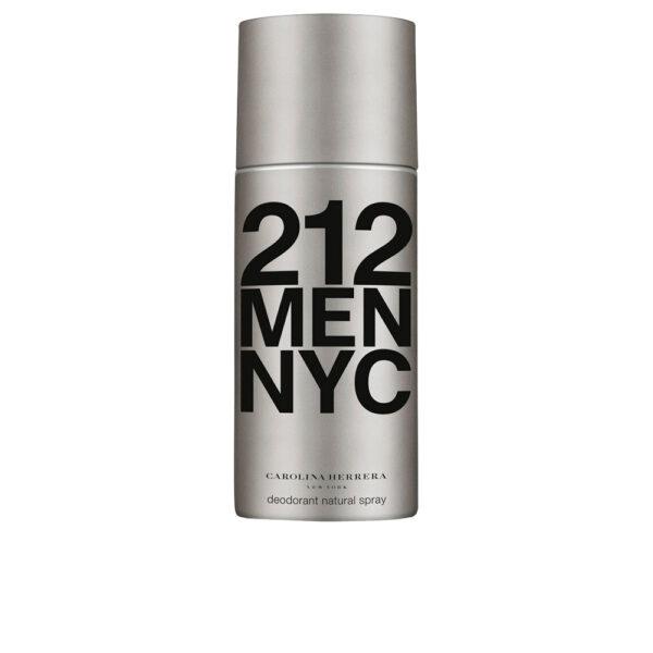 212 NYC MEN deo vaporizador 150 ml by Carolina Herrera