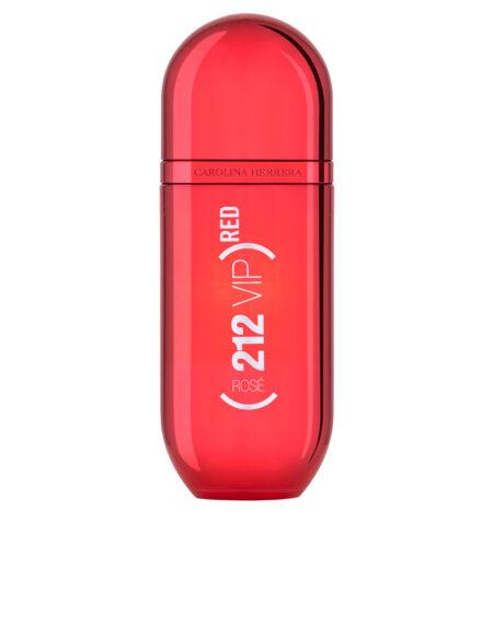 212 VIP ROSÉ RED limited edition edp vaporizador 80 ml by Carolina Herrera