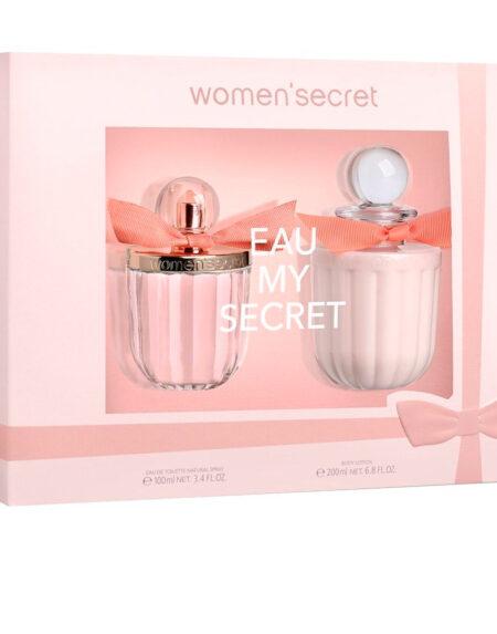 EAU MY SECRET LOTE 2 pz by Women'Secret