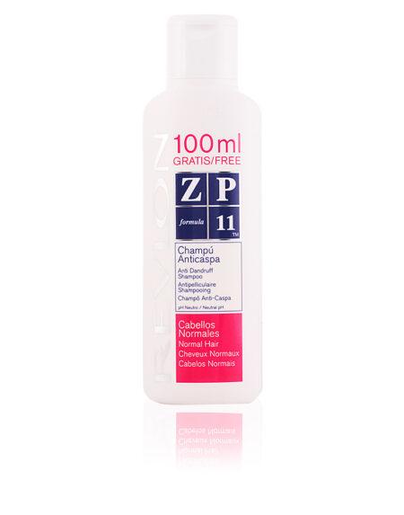 ZP11 champú anticaspa cabellos normales 400 ml by Revlon